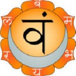 Swadhisthana or Sacral Chakra