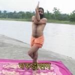 Garudasana | Half Spinal Twist Pose